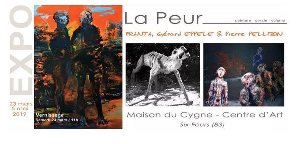 """Exposition """"La peur"""" à Six-Fours-les-Plages - 0"""