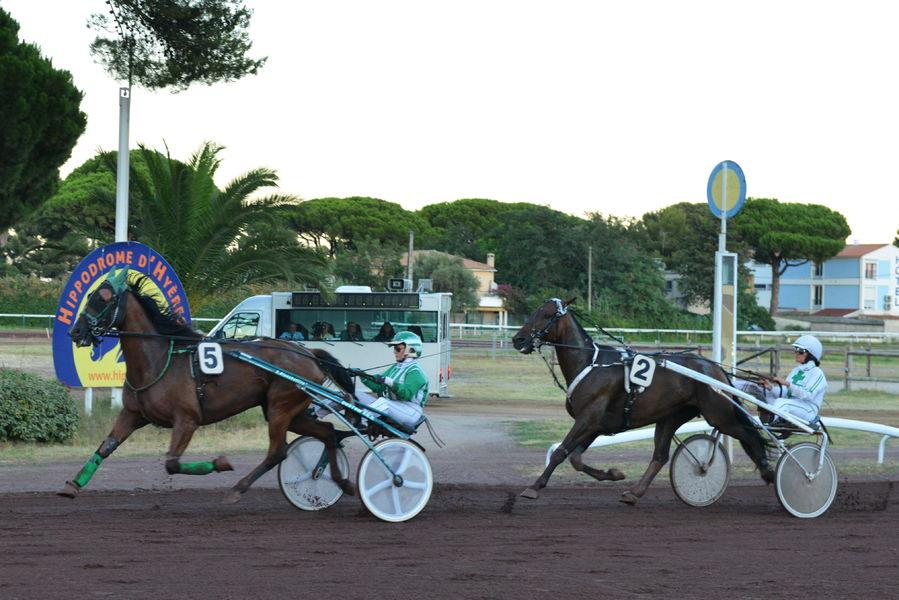 Horse race à Hyères - 4