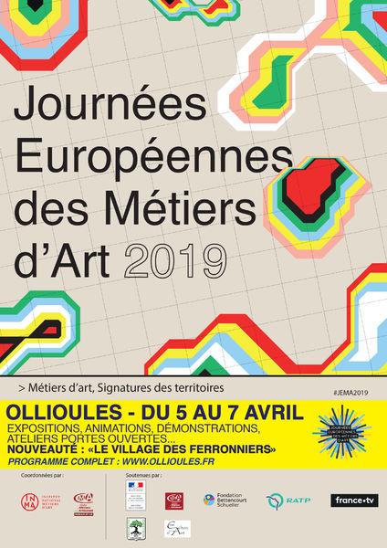 Les Journées Européennes des Métiers d'Art à Ollioules - 0