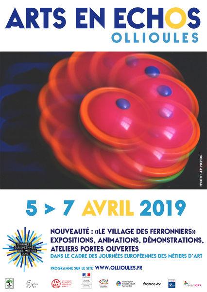 Les Journées Européennes des Métiers d'Art à Ollioules - 1