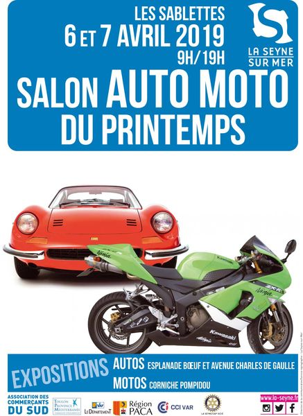 Salon auto moto de Printemps à La Seyne-sur-Mer - 0
