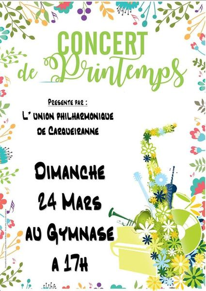 Concert de Printemps à Carqueiranne - 0