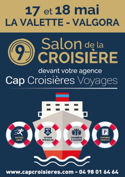 Salon de la croisiere 9ème édition à La Valette-du-Var - 0
