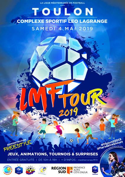 Football – LMF Tour 2019 à Toulon - 0