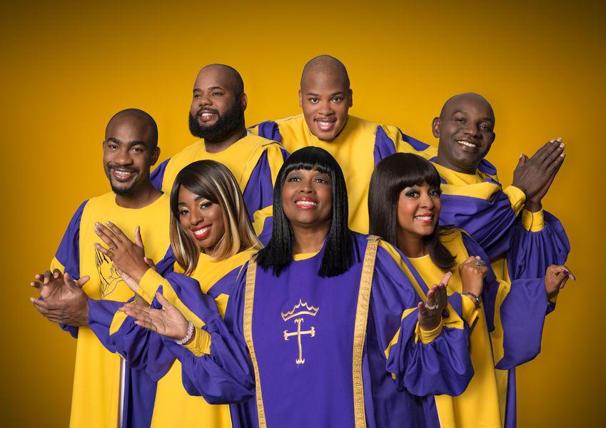 The Glory Gospel Singers de New York à Toulon - 0