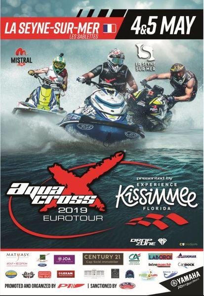 Aqua cross 2019 Eurotour à La Seyne-sur-Mer - 1