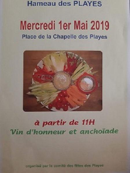 Vin d'honneur du 1er mai à Six-Fours-les-Plages - 0