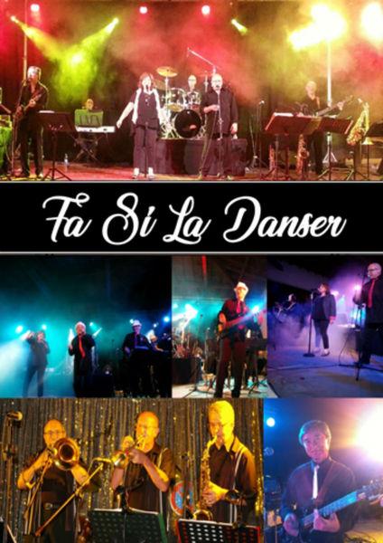 Bal avec l'orchestre Fa Si La Danser à Six-Fours-les-Plages - 0
