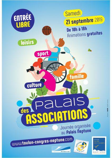 Palais des associations à Toulon - 0