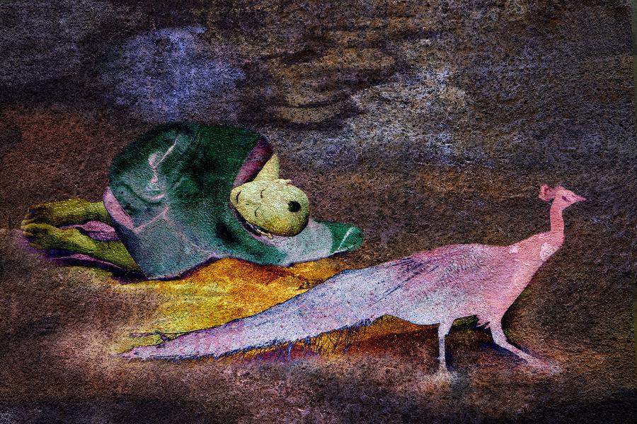 """Exposition """"Incrustations"""" de Elian Bachini, photographe plasticien à Ollioules - 2"""