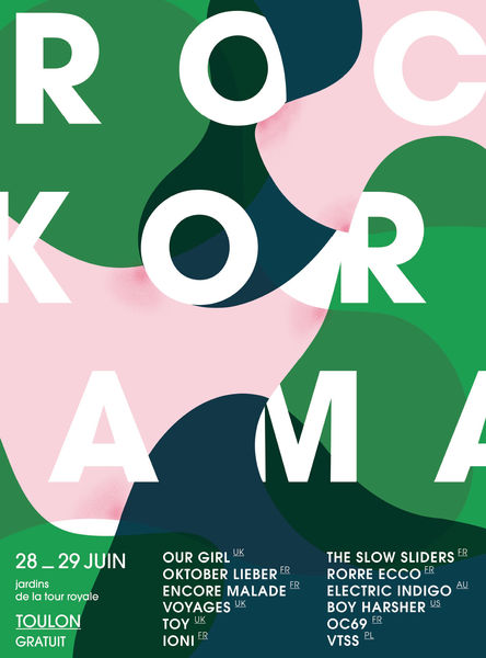 Rockorama Festival #11 à Toulon - 2