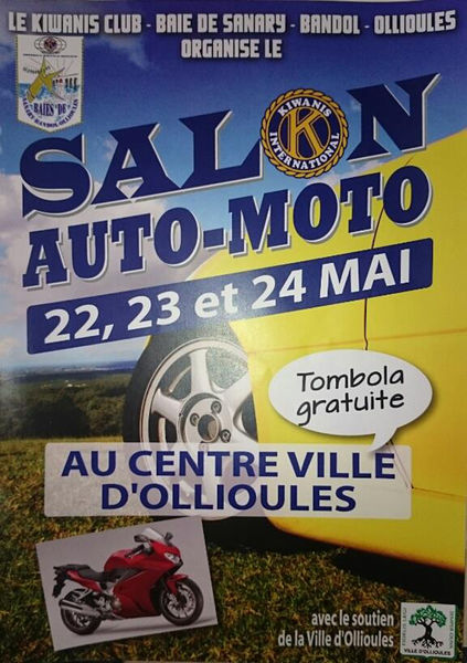 Salon auto-moto à Ollioules - 0