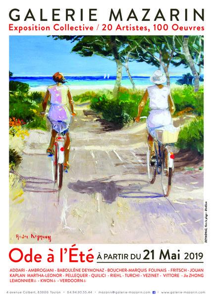 Artistes à découvrir / Ôde à l'été à Toulon - 0