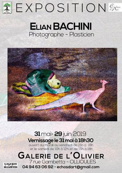 """Exposition """"Incrustations"""" de Elian Bachini, photographe plasticien à Ollioules - 0"""
