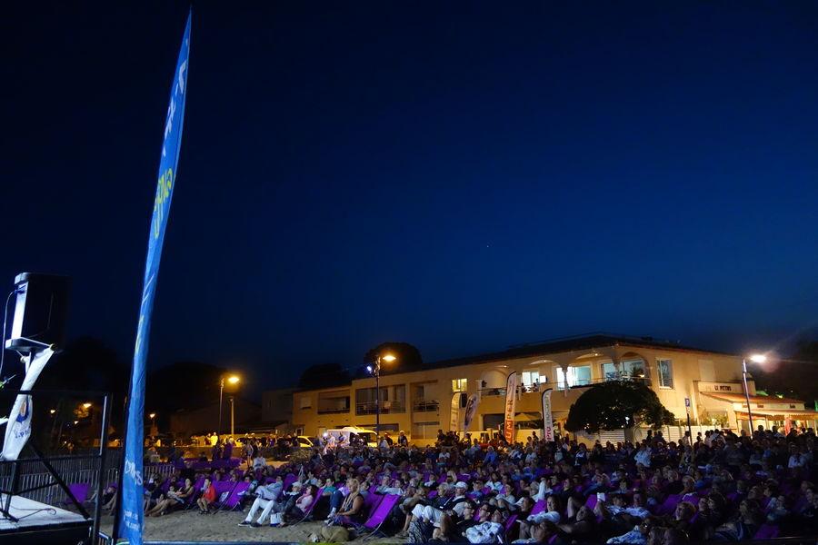 """Music festival on the sand: """"La vie en rose"""" à Hyères - 1"""