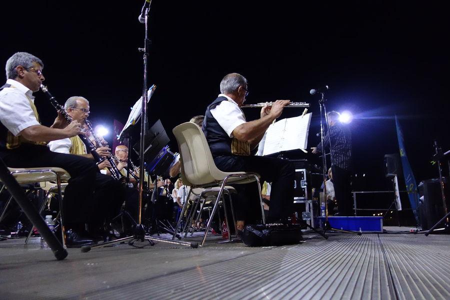"""Music festival on the sand: """"La vie en rose"""" à Hyères - 2"""