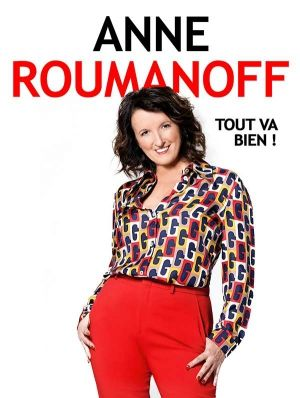 Spectacle – Anne Roumanoff à Toulon - 0