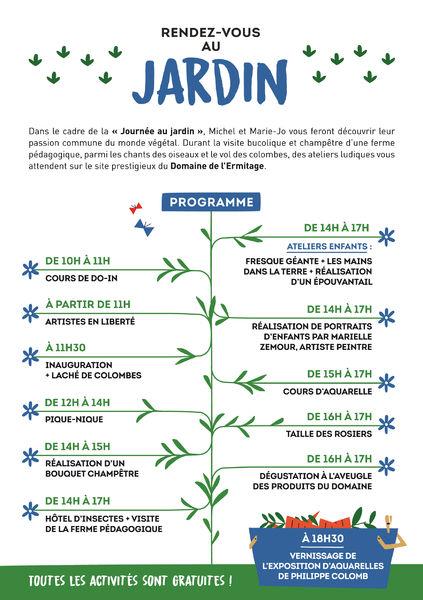 Rendez-vous au Jardin à Saint-Mandrier-sur-Mer - 1