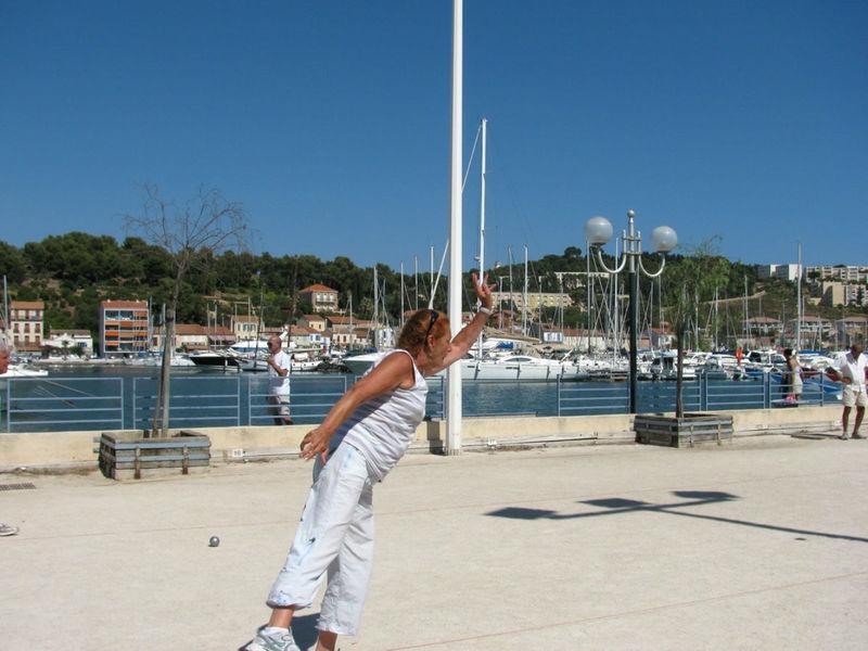 Jeu provençal 2X2 : challenge des Amis à Saint-Mandrier-sur-Mer - 0