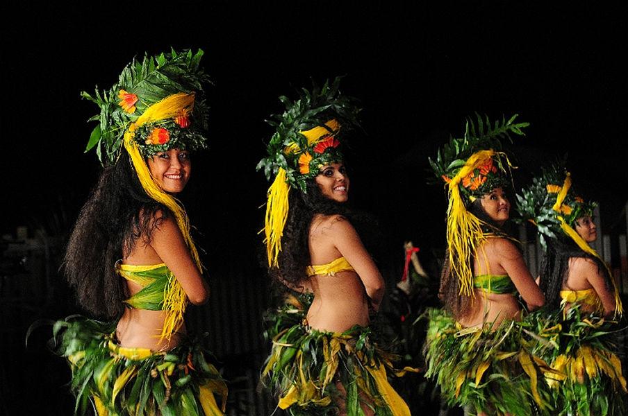 Spectacle de fin d'année de l'association Tahiti Ori à Saint-Mandrier-sur-Mer - 0