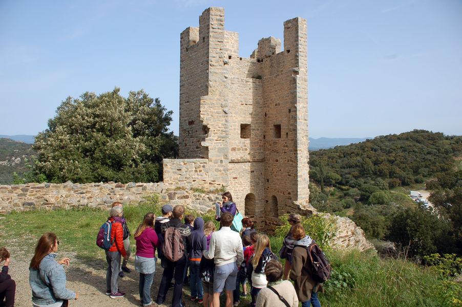 Investigation at hyeres' castle (for children) à Hyères - 8