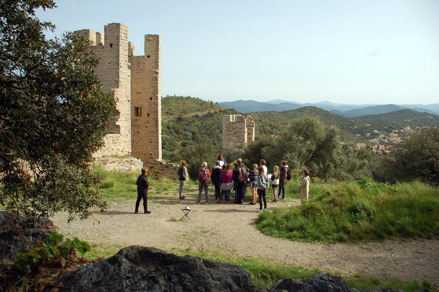 Investigation at hyeres' castle (special children's guided tour) à Hyères - 3