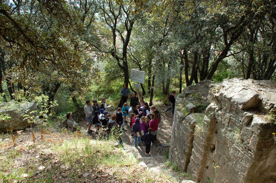 Investigation at hyeres' castle (special children's guided tour) à Hyères - 7