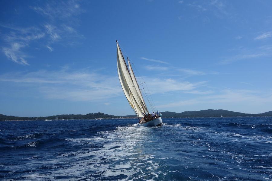 Porquerolle's classic regatta – Canceled à Hyères - 1