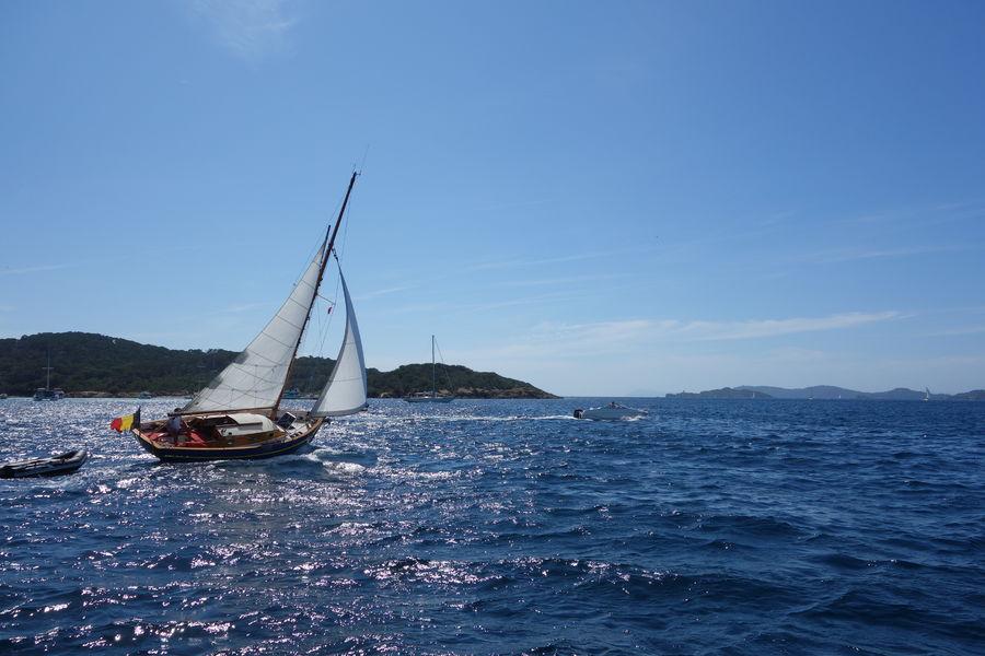 Porquerolle's classic regatta – Canceled à Hyères - 3
