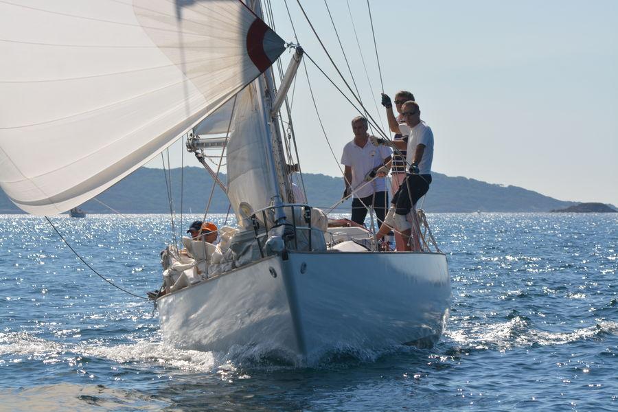 Porquerolle's classic regatta à Hyères - 5