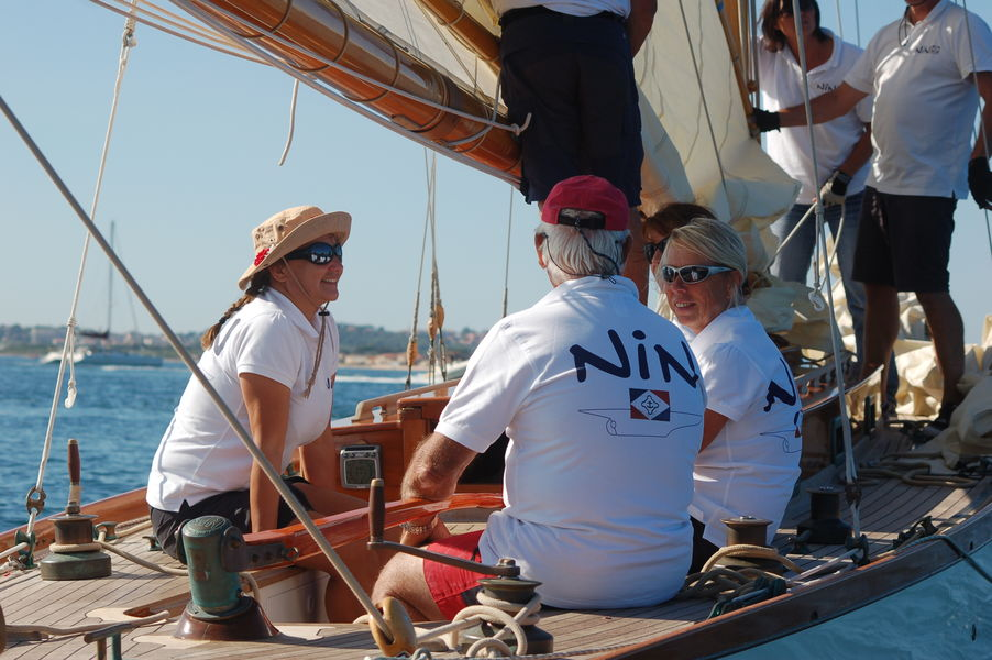 Porquerolle's classic regatta à Hyères - 2