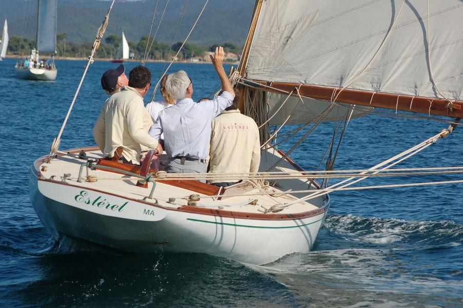 Porquerolle's classic regatta à Hyères - 7