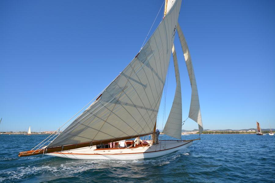 Porquerolle's classic regatta à Hyères - 8