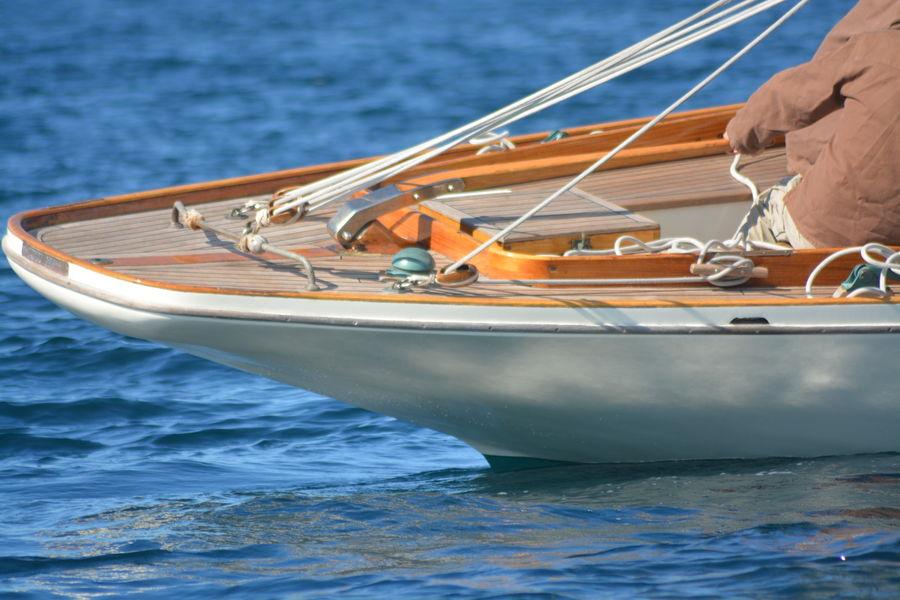 Porquerolle's classic regatta – Canceled à Hyères - 9