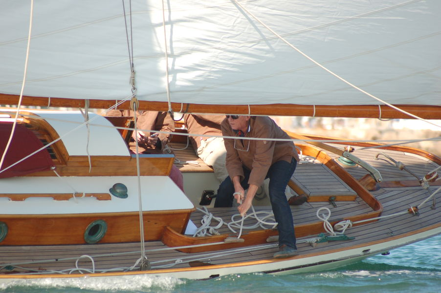 Porquerolle's classic regatta à Hyères - 10
