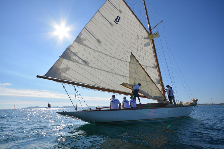 Porquerolle's classic regatta à Hyères - 0