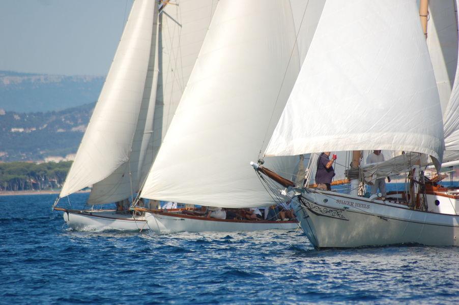 Porquerolle's classic regatta à Hyères - 11