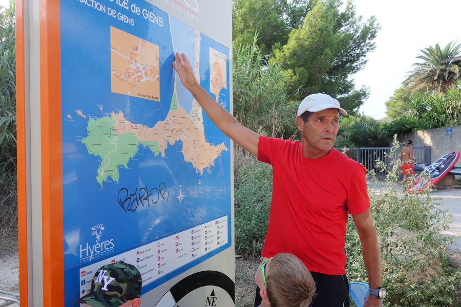 Guided tour on Porquerolles island à Hyères - 1