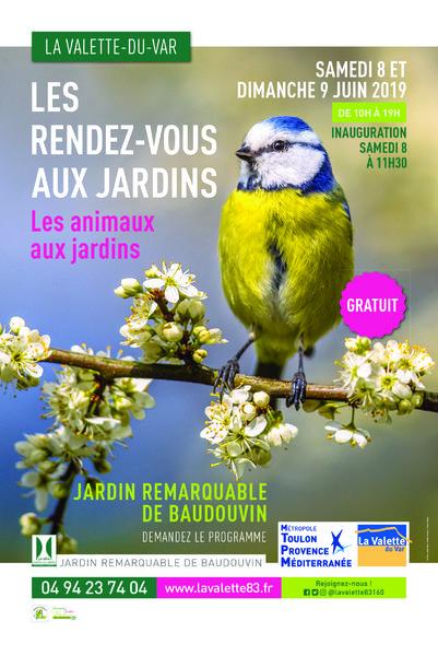 Rendez-vous au jardin 2019 à La Valette-du-Var - 0