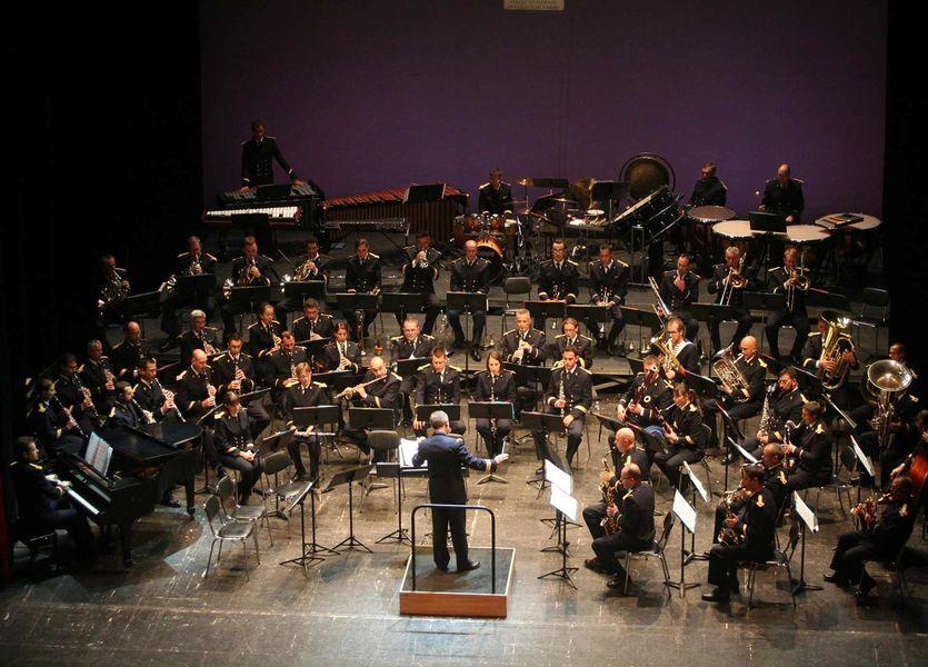 Concert – Musique des Équipages de la Flotte (Opéra) à Toulon - 0