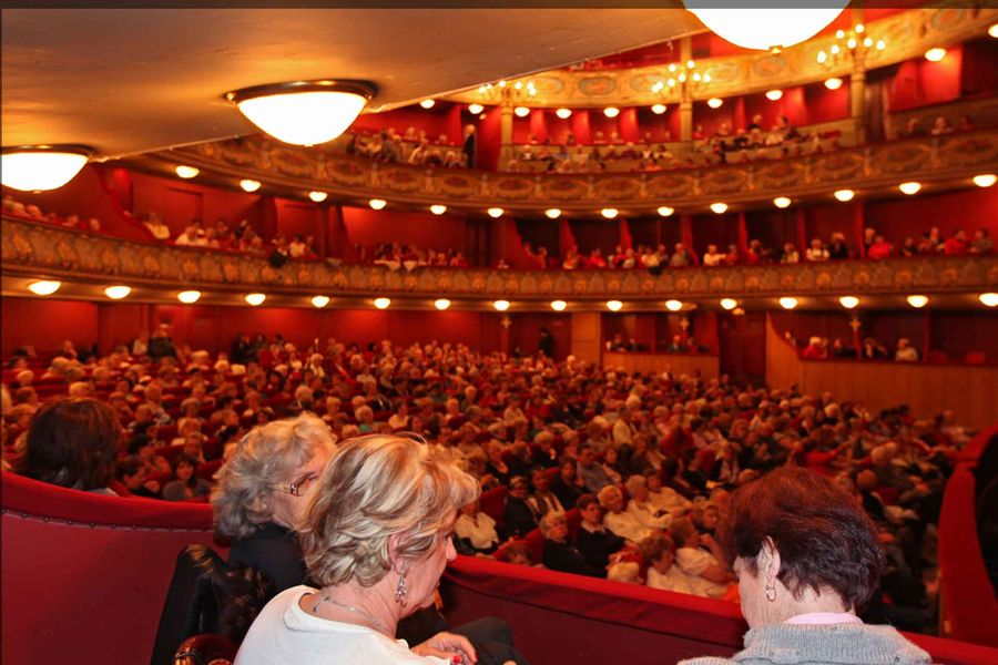 Matinée Club Seniors Opéra de Toulon à Toulon - 0