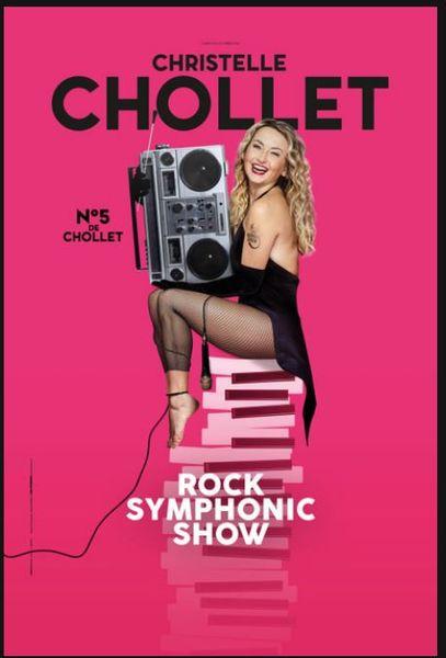 Spectacle – Christelle Chollet à Toulon - 1