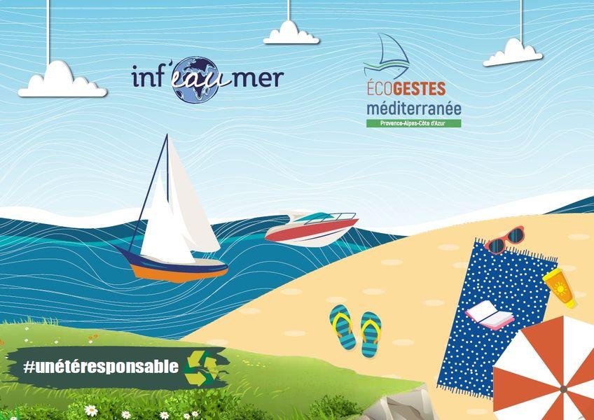 Campagnes inf eau et Eco gestes à Le Pradet - 1