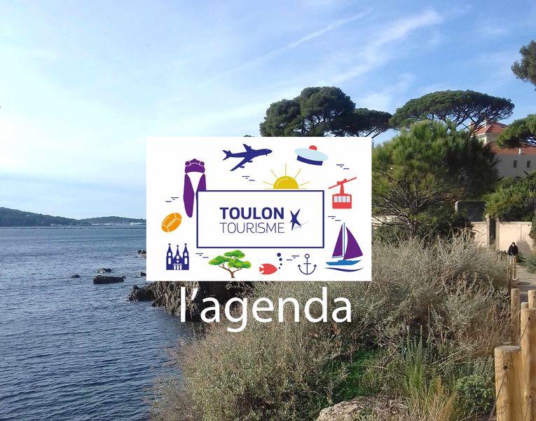 Exposition – « Balade picturale à Toulon et ses environs » à Toulon - 0
