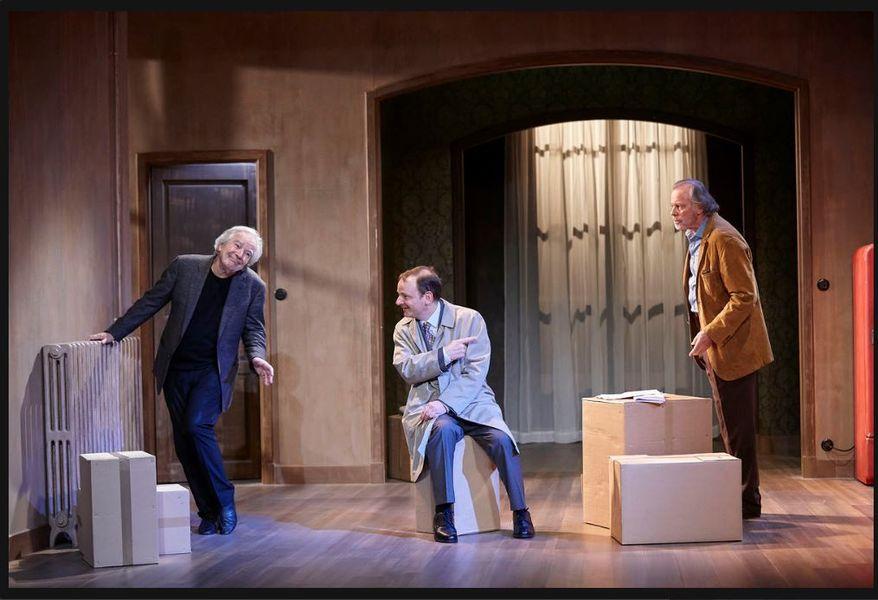 Théâtre – Compromis à Toulon - 1