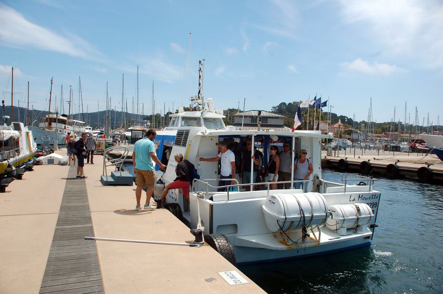 A fantastic day on Porquerolles by boat à Hyères - 10
