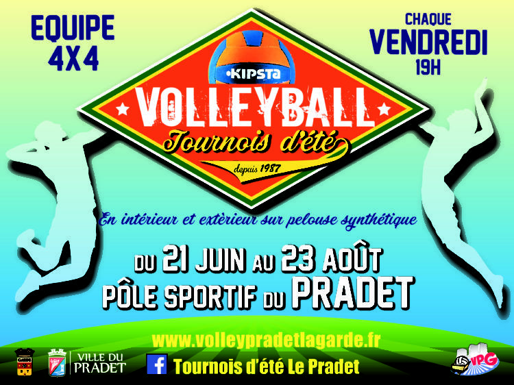Tournoi de Volley à Le Pradet - 0