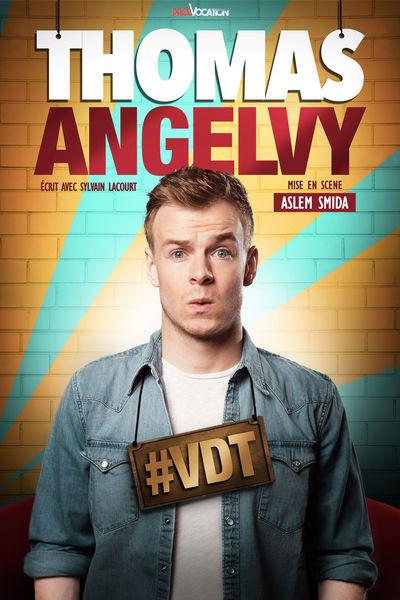 Spectacle – Thomas Angelvy #VDT à Toulon - 0