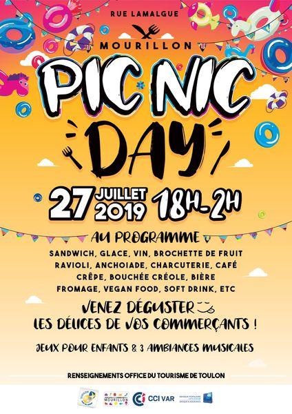 PicNic Day au Mourillon à Toulon - 0