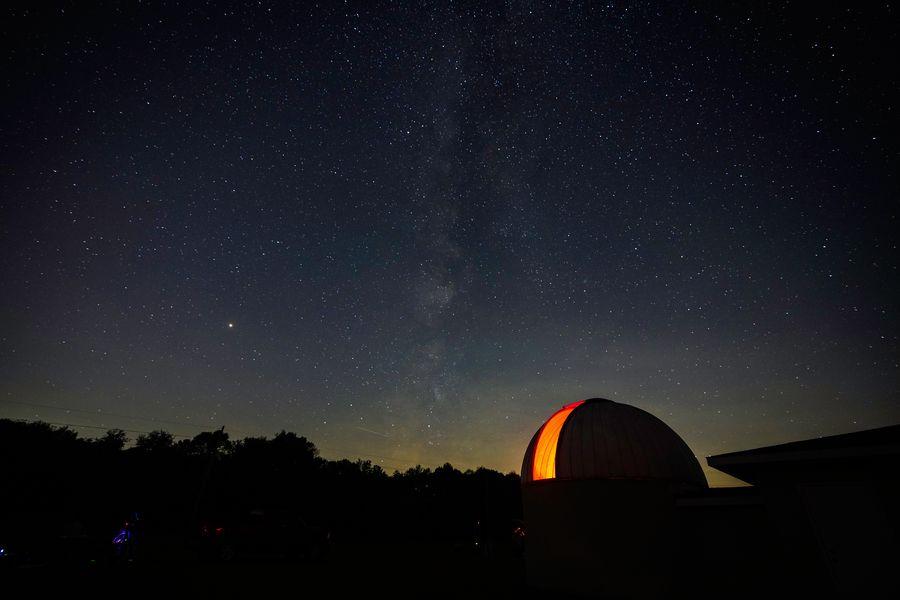 Stargazing à Hyères - 1